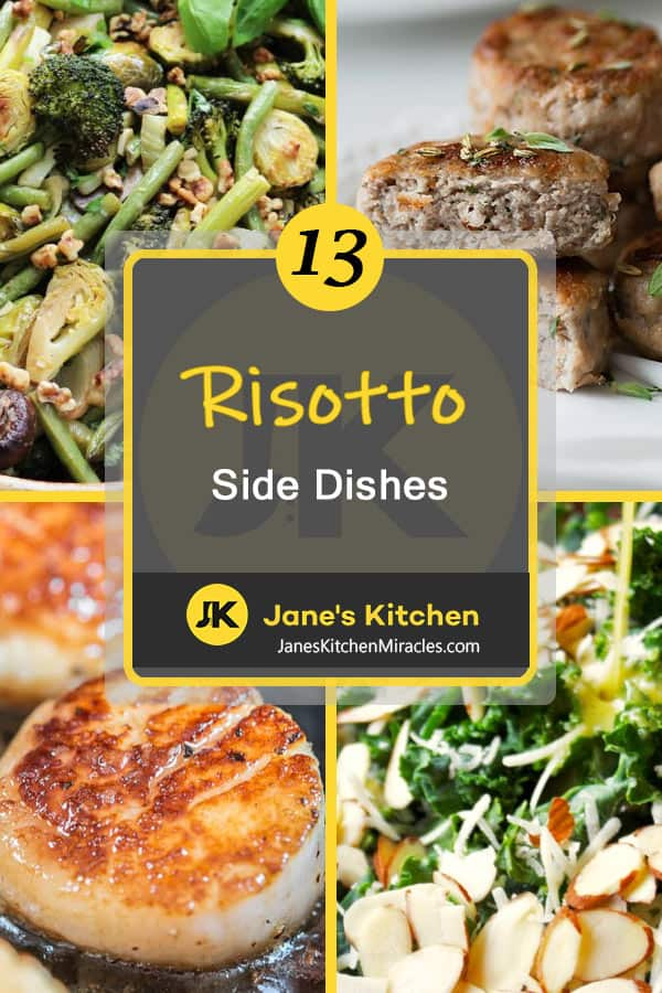 Risotto sides pin