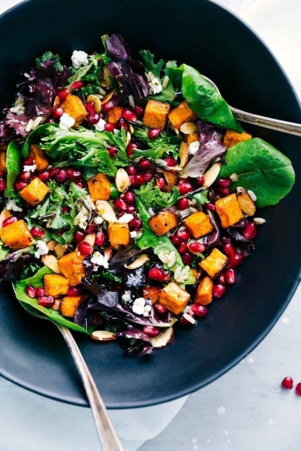 Unique Wild Rice Salad