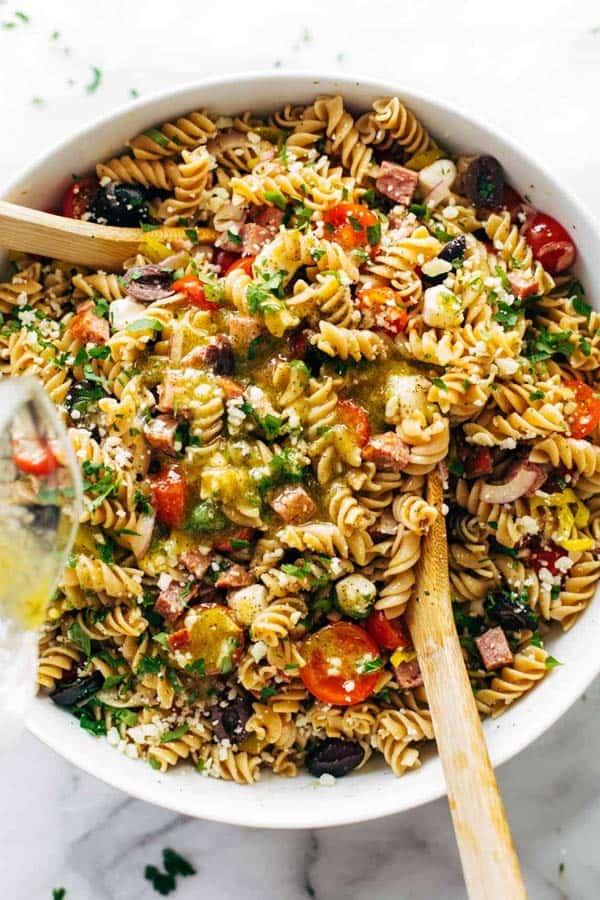 Italian pasta salad mix