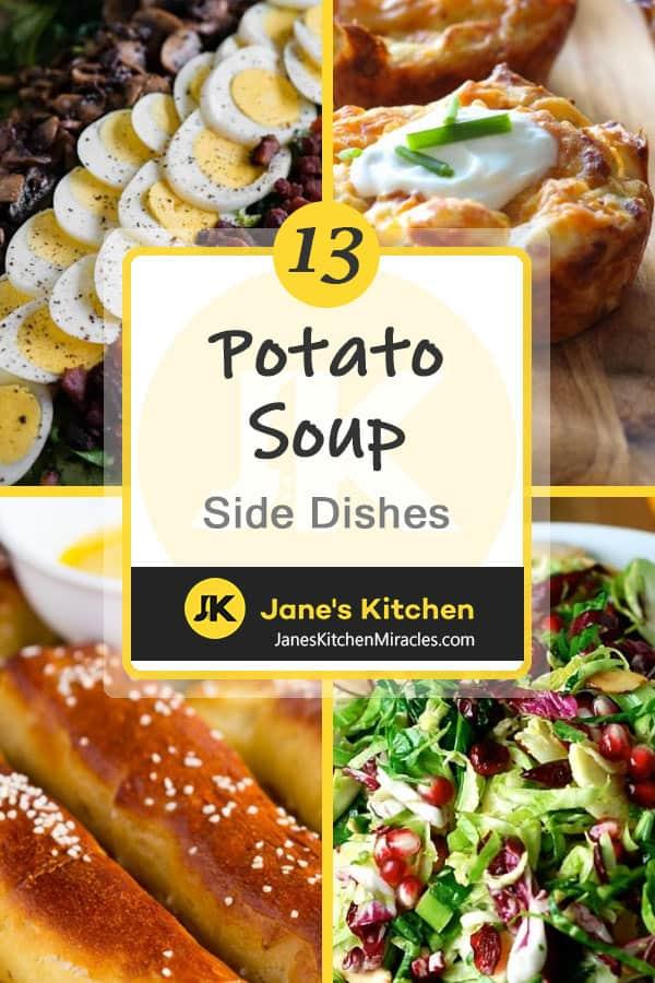 Potato soup sides pin