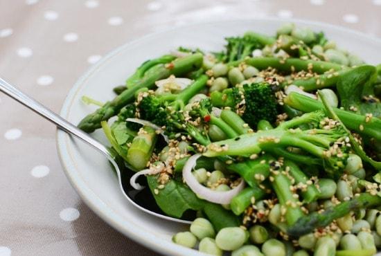 broccolini side