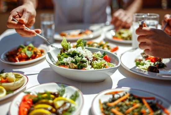 Side dishes for vegetarians