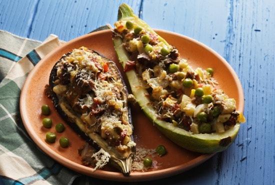 zucchini boat