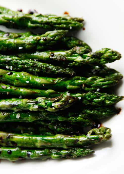 Asparagus with Balsamic Recipe