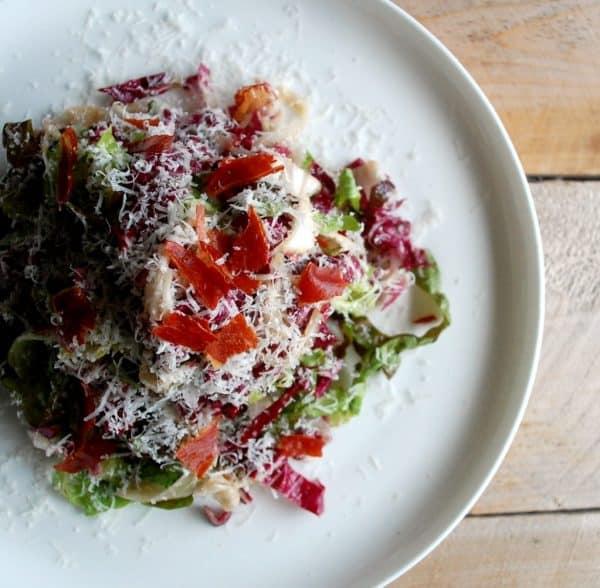 Radicchio Fennel Salad