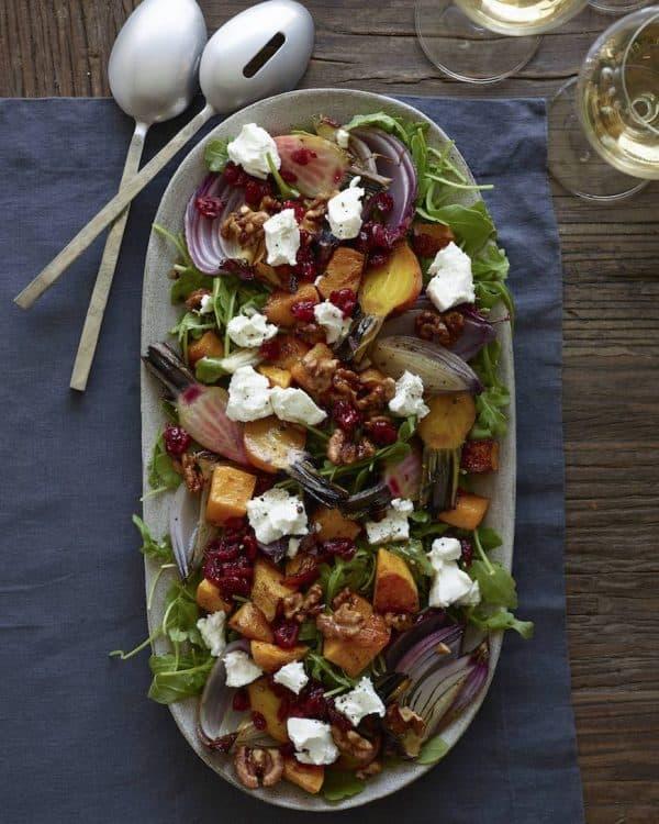 Best butternut squash salad