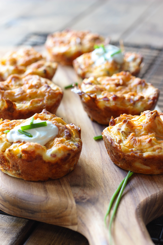 Mashed Potato Puffs recipe