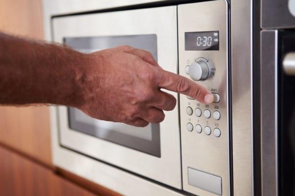 microwave feature pre set program