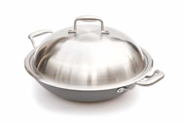 best stainless steel wok