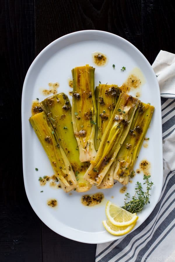 Braised Leeks recipe