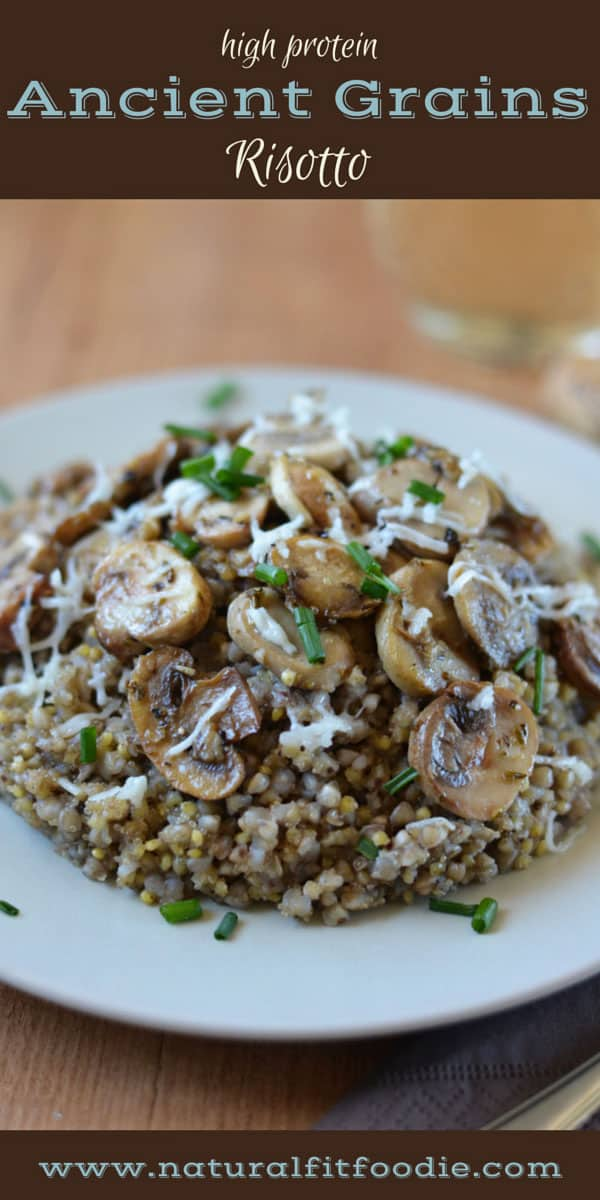 Side of Ancient Grains Risotto