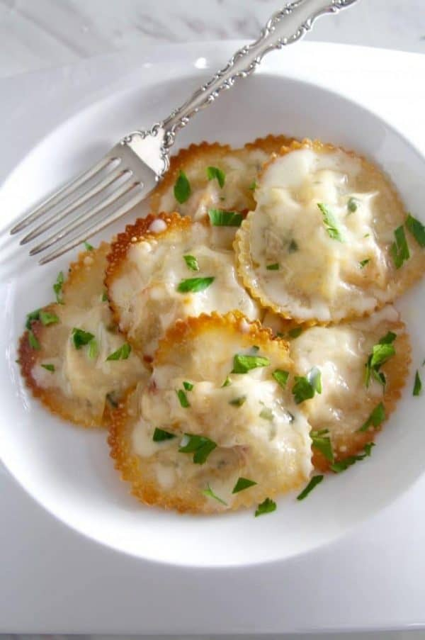 Limoncello Cream Sauce