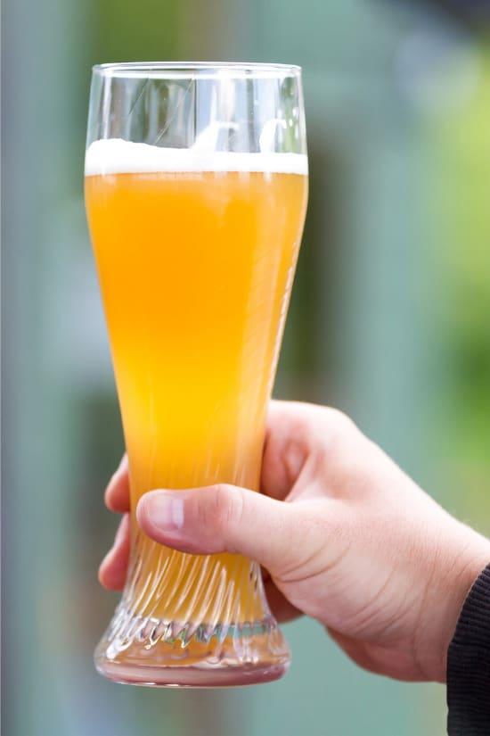 beer to serve with swordfish