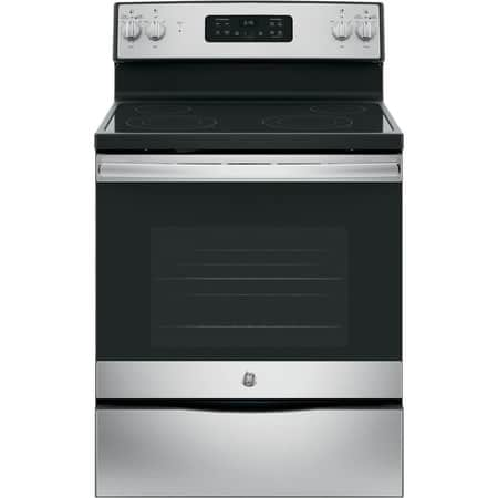 best free standing electric range