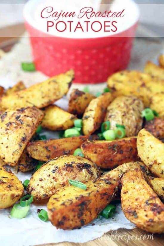 cajun roasted potatoes