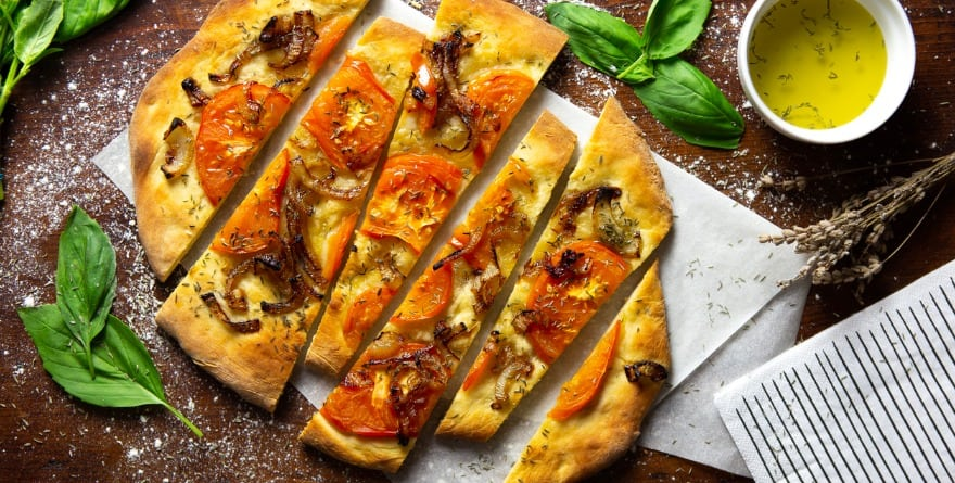 Focaccia Toppings 13 Ways To Top An Amazing Bread Jane S Kitchen Miracles