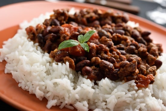 Best rice for red beans