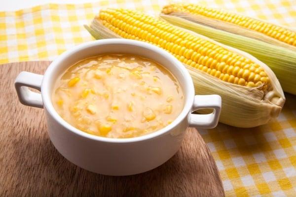 classic corn chowder