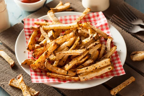 jicama fries