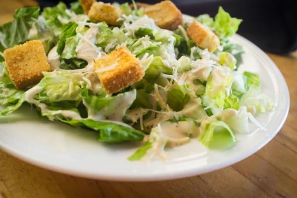 caesar salad caprese chicken