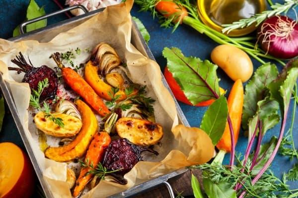 rosemary roasted vegetables