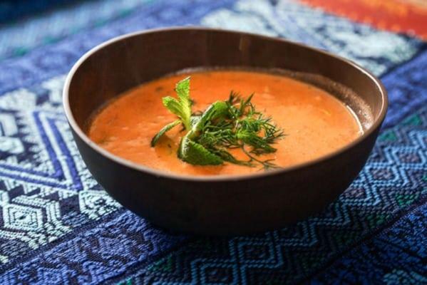 tomato soup greek