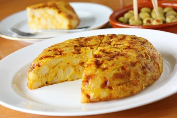 tortilla spanish