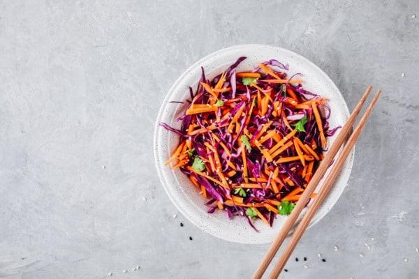 vinaigrette chopped salad