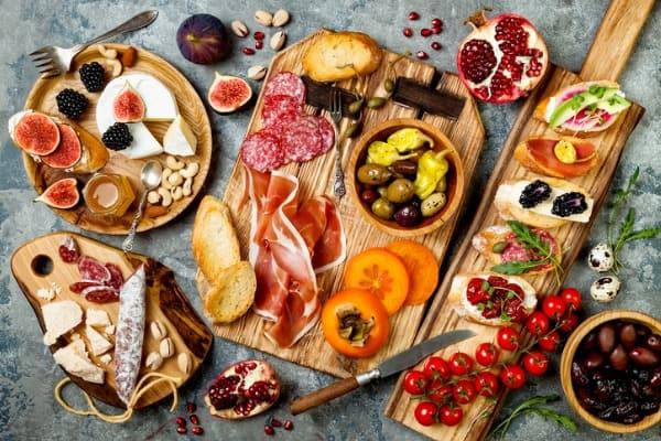 Amazing Antipasti Platter