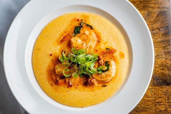 Creamy Cheese Grits