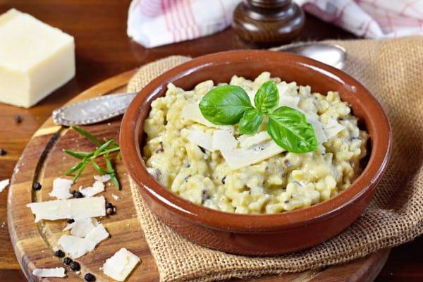 Creamy Risotto Milanese