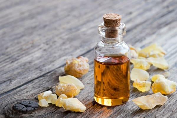 Frankincense essential oil recipe