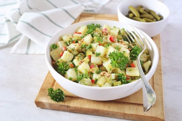 Heavenly Herbed Potato Salad