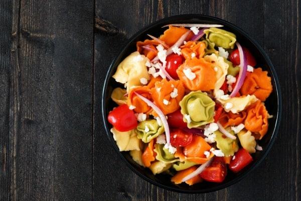 Primavera Tortellini Salad