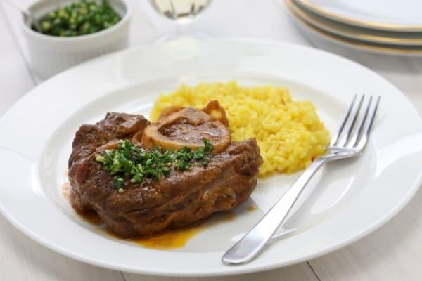 Restaurant Style Risotto alla Milanese