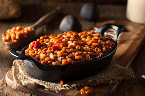 Smoky Baked Beans 1