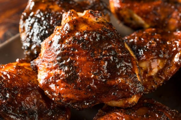 Sweet and Tangy BBQ Chicken