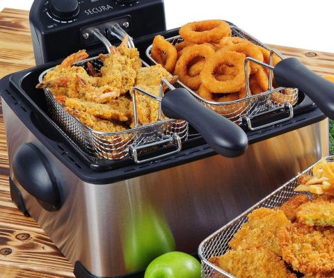 When Should You Get A New Deep Fryer?