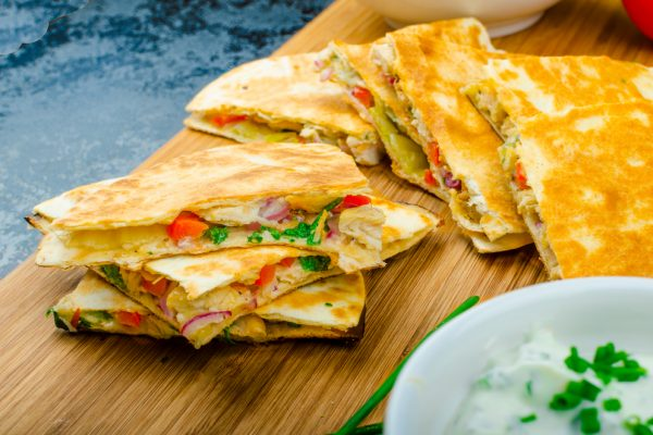 we reviewed the best quesadilla makers on the market!