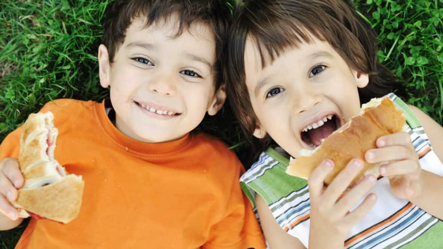 10 Amazing Healthy Foods for Kids