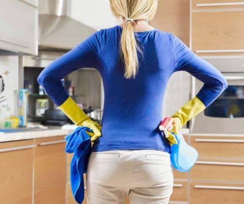 Cleaning tools for your kitchen