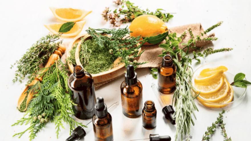 Essential Oils for Large Pores