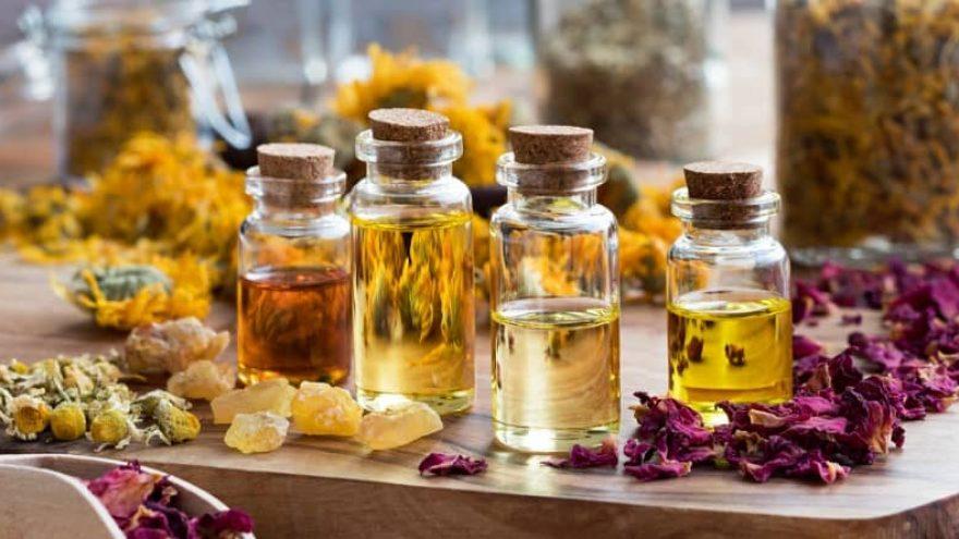 Essential Oils for Myasthenia Gravis