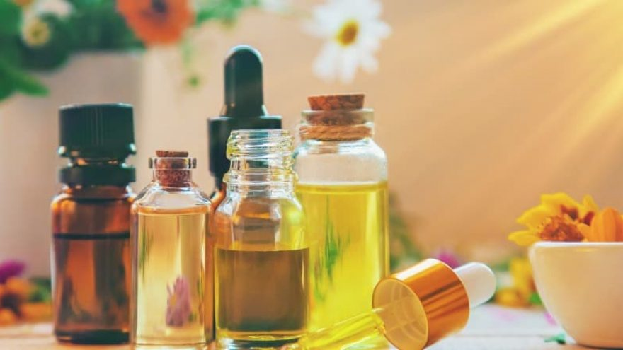 Essential Oils for Pineal Gland