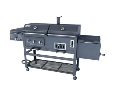 Smoke Hollow 4 In 1 Combo Grill