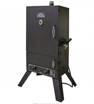 Smoke Hollow 44-inch Gas Smoker Review