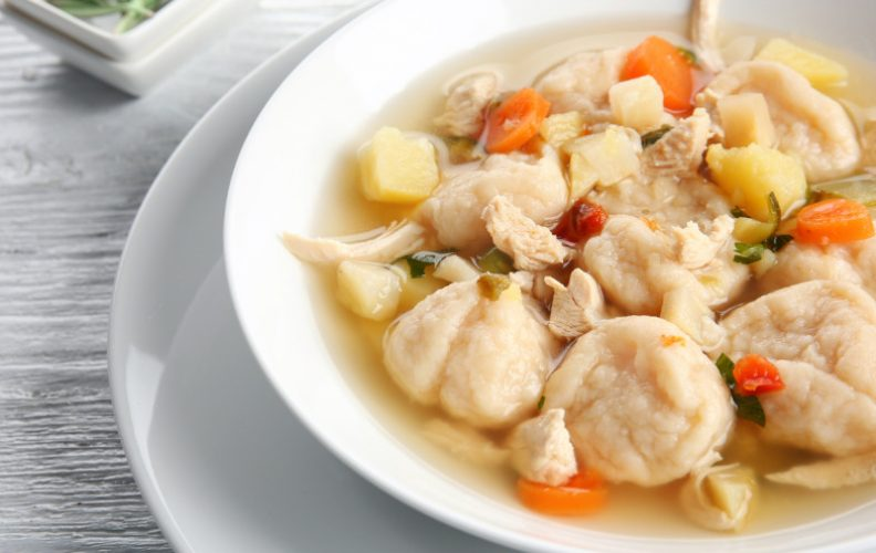 What to serve with chicken and dumplings