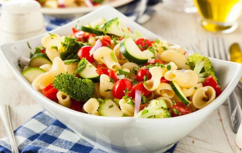 What to Serve with Pasta Salad: Turn This Classic Picnic Side Into a Full-Fledged Meal