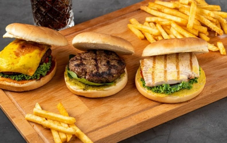 what to serve with sliders
