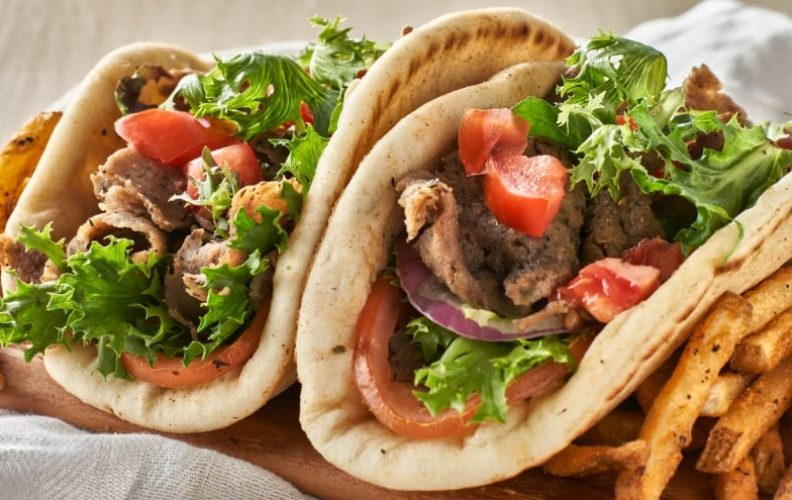 What to serve with gyros